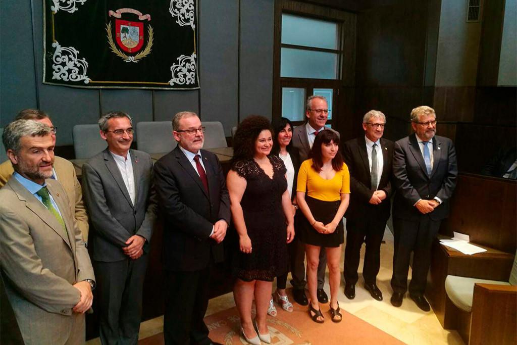 El Grupo 9 de Universidades premia el trabajo sobre la violencia de la periodista Rocío Durán