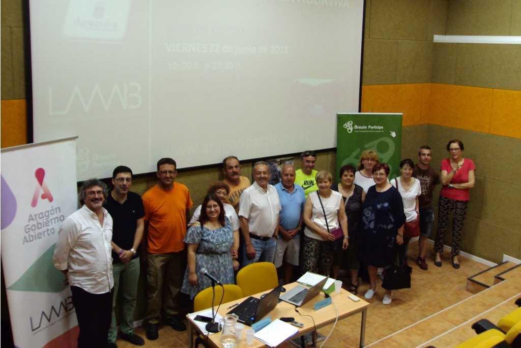 Concluye el proceso participativo para la elaboración del plan de sostenibilidad del río Bergantes