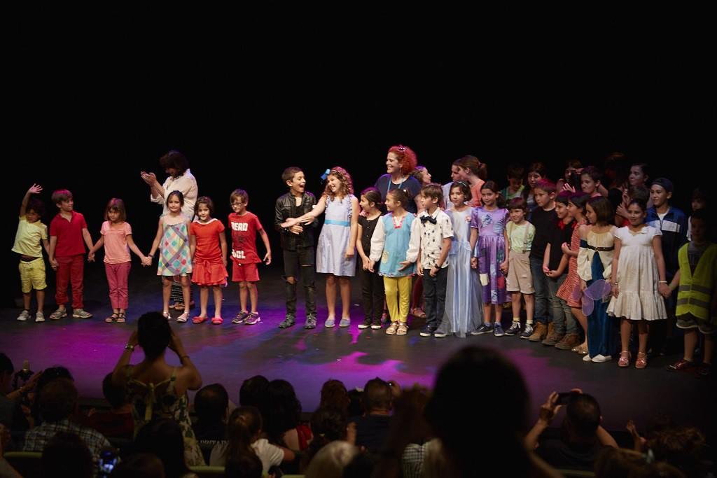 Teatro Arbolé celebra la Muestra  Fin de Curso del alumnado de su Escuela