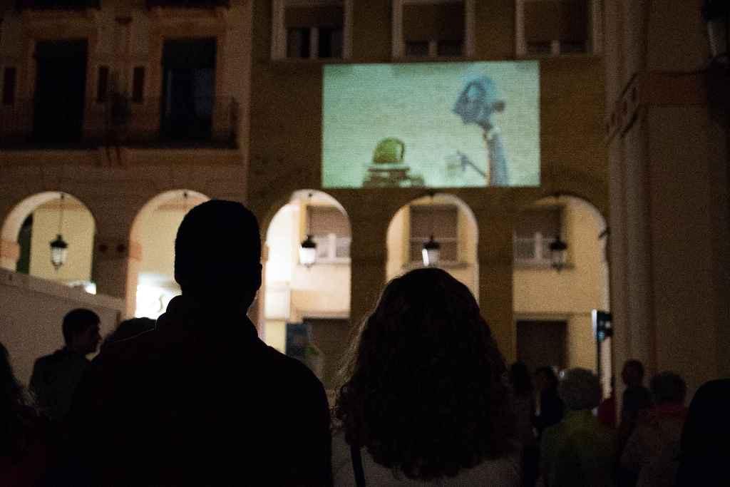 Arranca la semana previa al Festival Internacional de Cine de Uesca con «Ventana aragonesa»