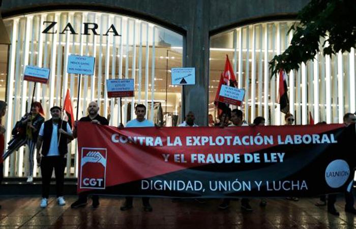 CGT inicia una campaña contra la contratación temporal en fraude de ley