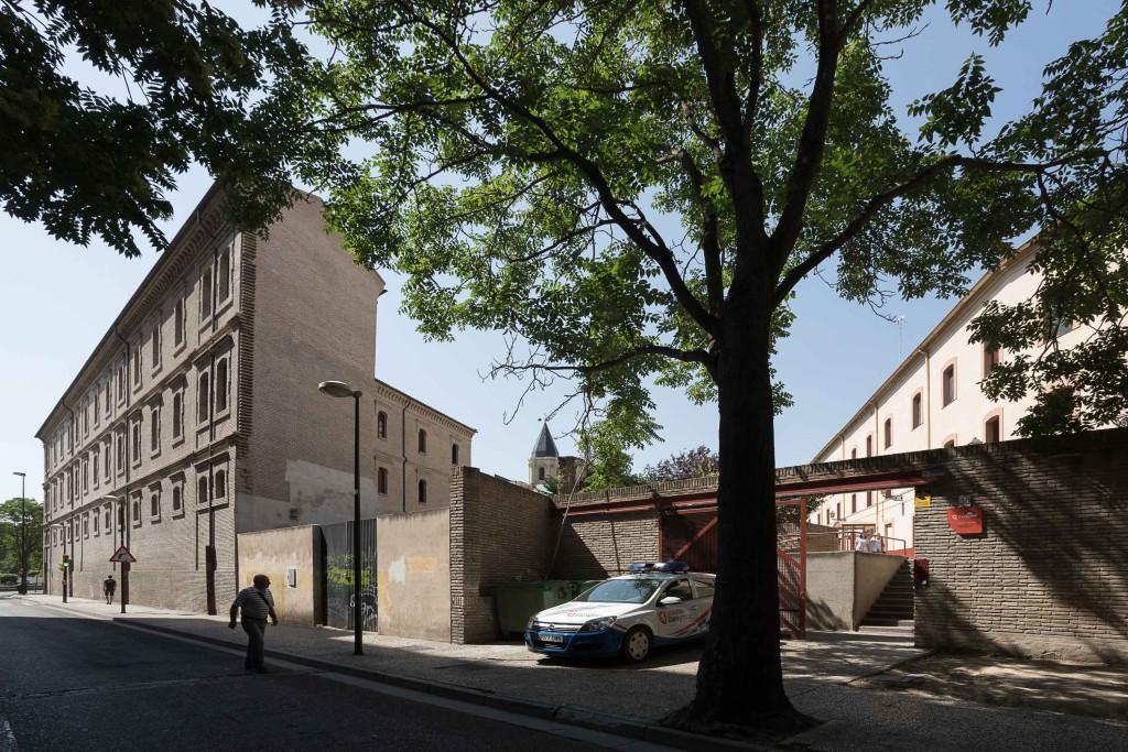 El Albergue de Zaragoza mejora sus espacios de atención gracias a la rehabilitación del antiguo cuartel de San Agustín