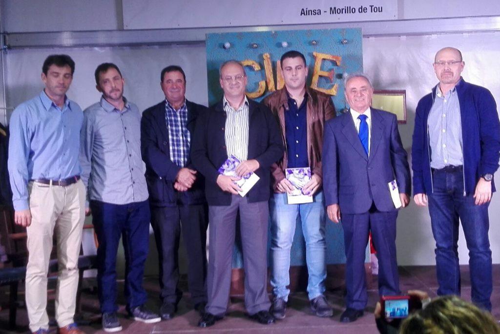 Éxito de participación en el XI certamen literario Junto al Fogaril de L'Aínsa