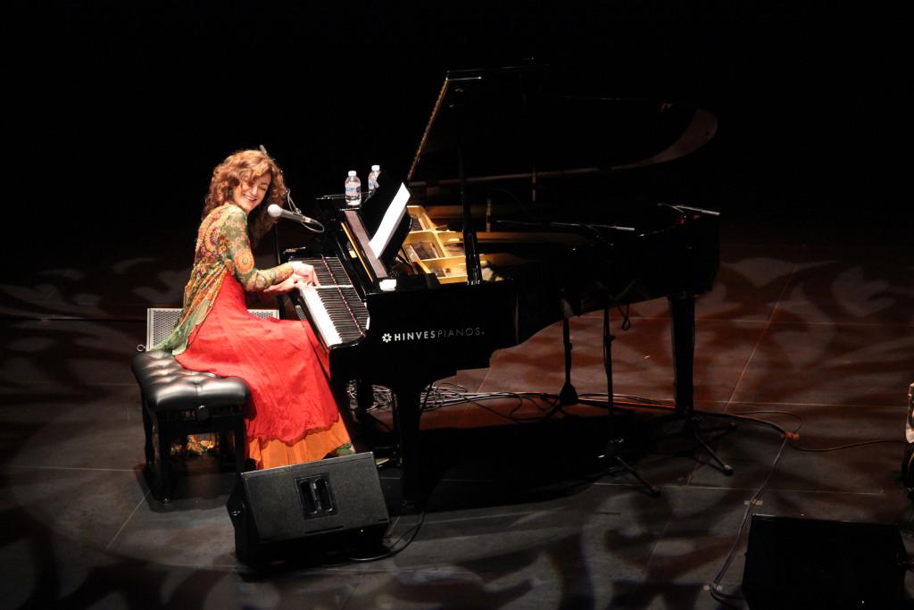 Carmen París, XV Premio Aragoneses en Madrid