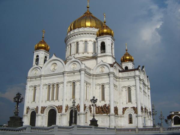 Catedral de Cristo el Salvador (Moscú). Foto: Tetrabrain (CC)