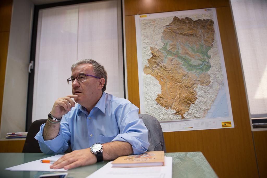 El Chustizia d'Aragón suspende el expediente de la queja sobre la Ley de actualización de los Derechos Históricos