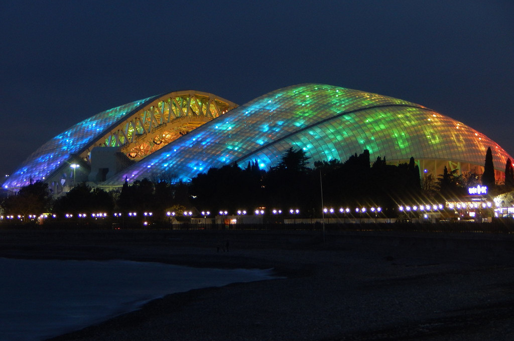 Estadio Fisht de Sochi. Foto:  IIP Photo Archive (CC)