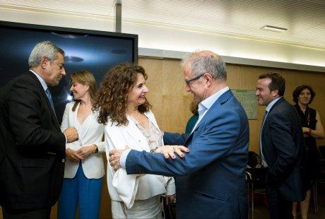 Aragón podrá incrementar en 2019 el gasto en 70 millones una vez modificado el objetivo de déficit