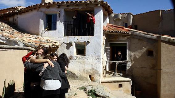 Torralba de Ribota celebra la primera edición del Saltamontes Festival, una puerta abierta al mundo rural