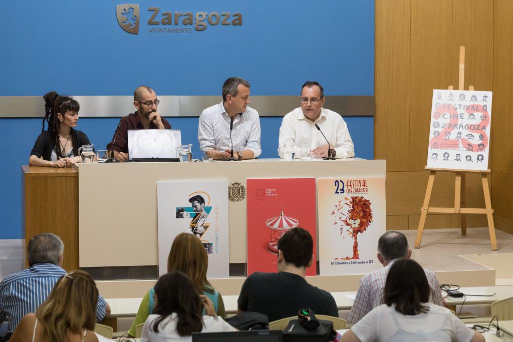 Zaragoza ya tiene nueva imagen para la XXIII Edición del FCZ