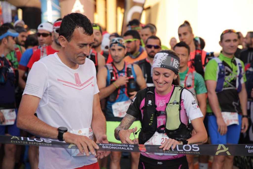 El III Trail Bronchales se confirma como una de las carreras más importantes de Aragón