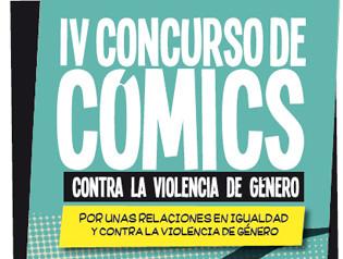 IV Concuros de cómics contra las violencias machistas