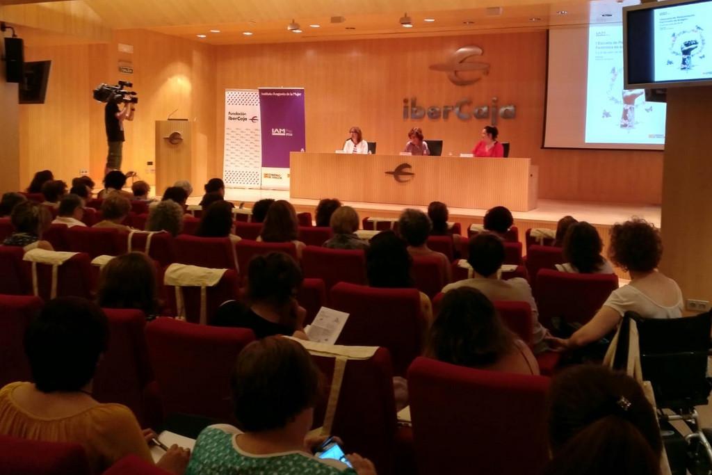 Nace la I Escuela de Pensamiento Feminista en Aragón