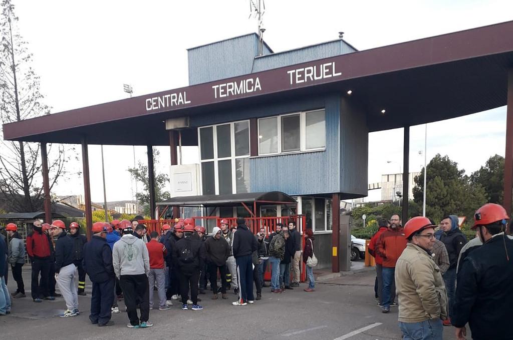 """José Antonio Crespo, trabajador despedido de Maessa: """"A Endesa le interesa gente que vaya a trabajar cuando ellos digan y al precio que ellos digan"""""""