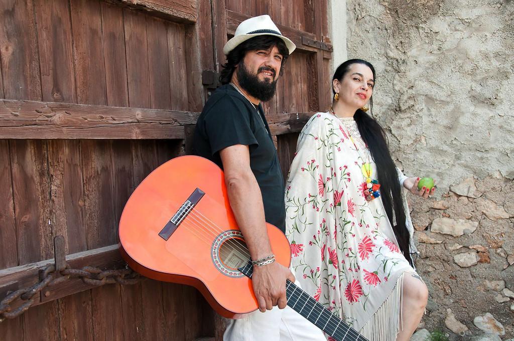 Marinah y Chicuelo presentan en concierto su disco 'Sintonías', de rumba jazz y flamenco fusión