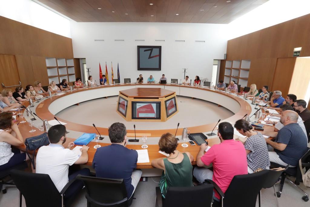 El Ayuntamiento de Zaragoza impulsará el trabajo del Observatorio de la Contratación
