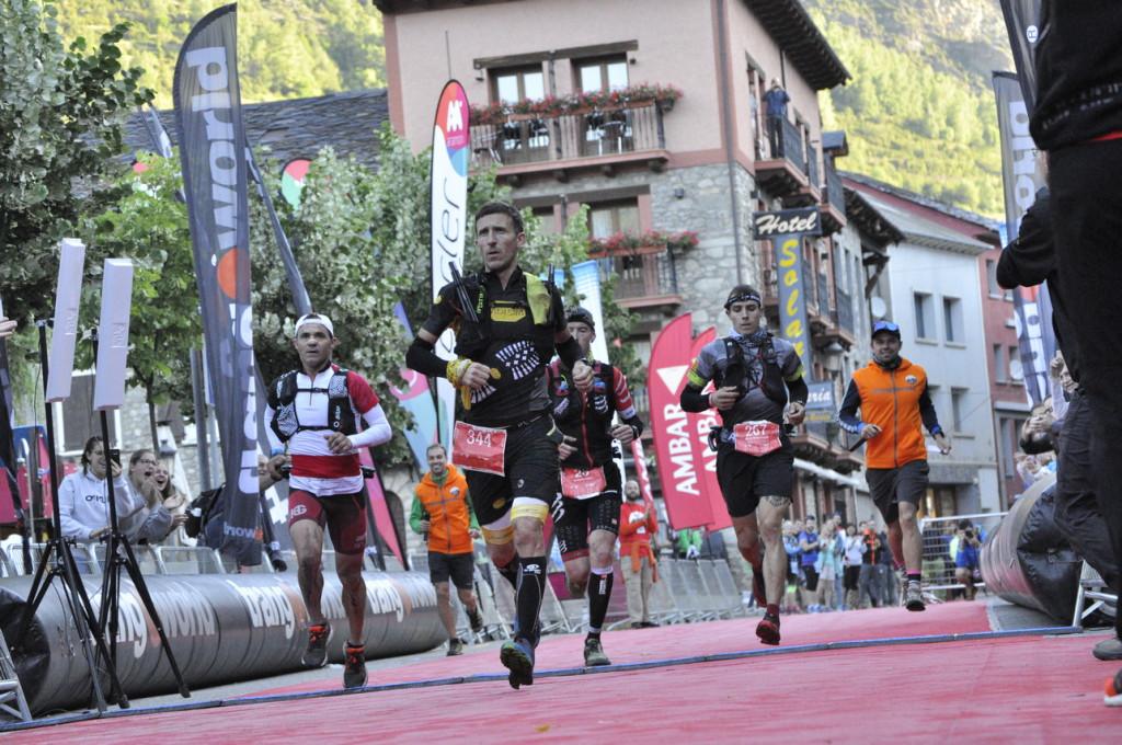 Más de 2.000 atletas surcan las montañas de Benás en la primera jornada del Gran Trail Trangoworld Aneto-Posets