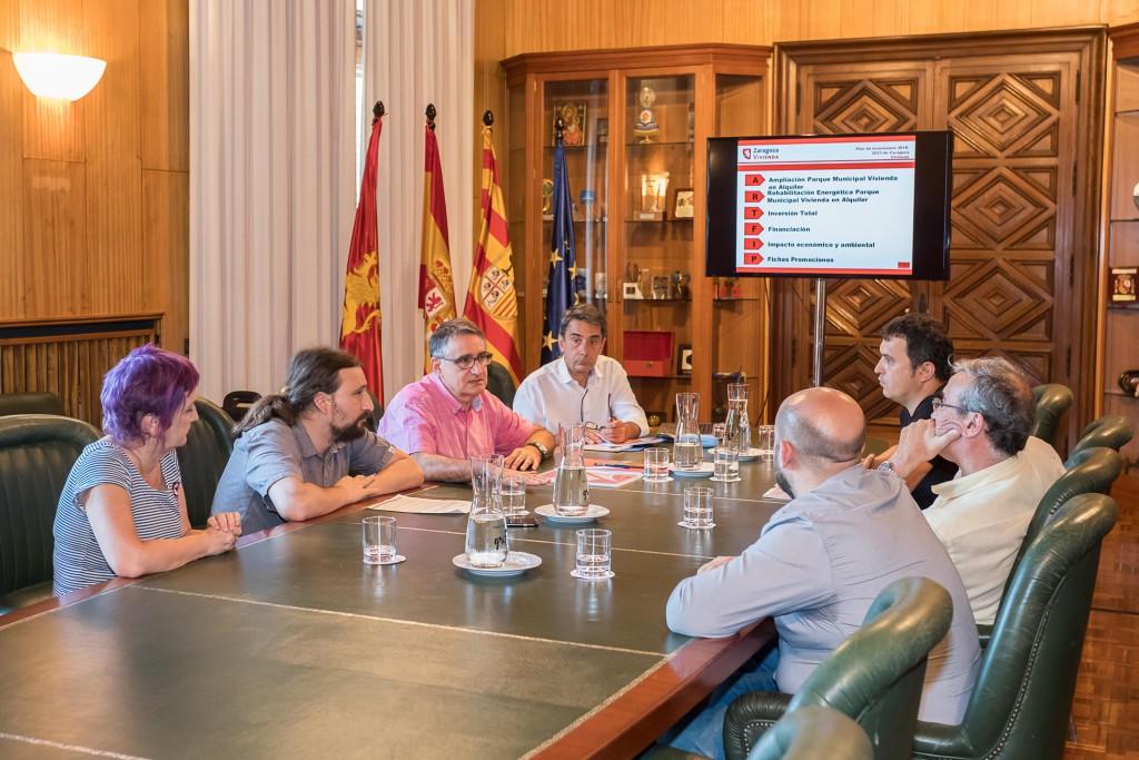 La Plataforma de Edificación Passivhaus felicita al Ayuntamiento de Zaragoza por su apuesta por la rehabilitación energética