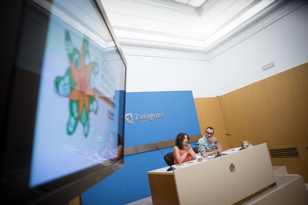 Zaragoza presenta la primera Estrategia de Consumo Responsable con el objetivo de conseguir una ciudad saludable y sostenible