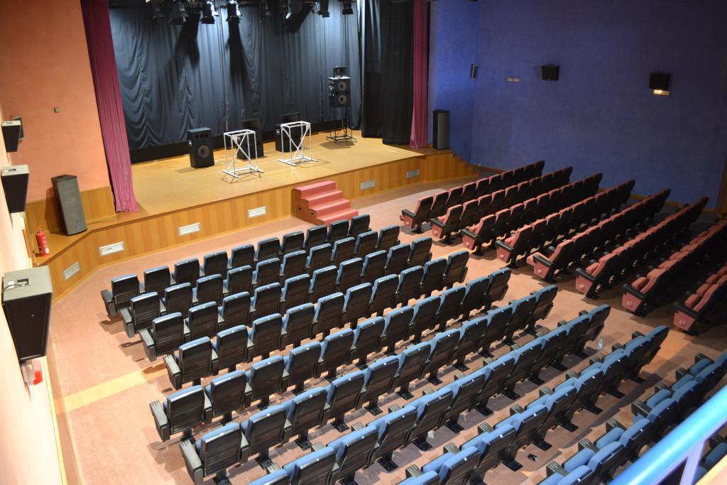 El I Certamen de Teatro Amateur de Mequinensa recibe cinco propuestas a menos de un mes del cierre del plazo de inscripción