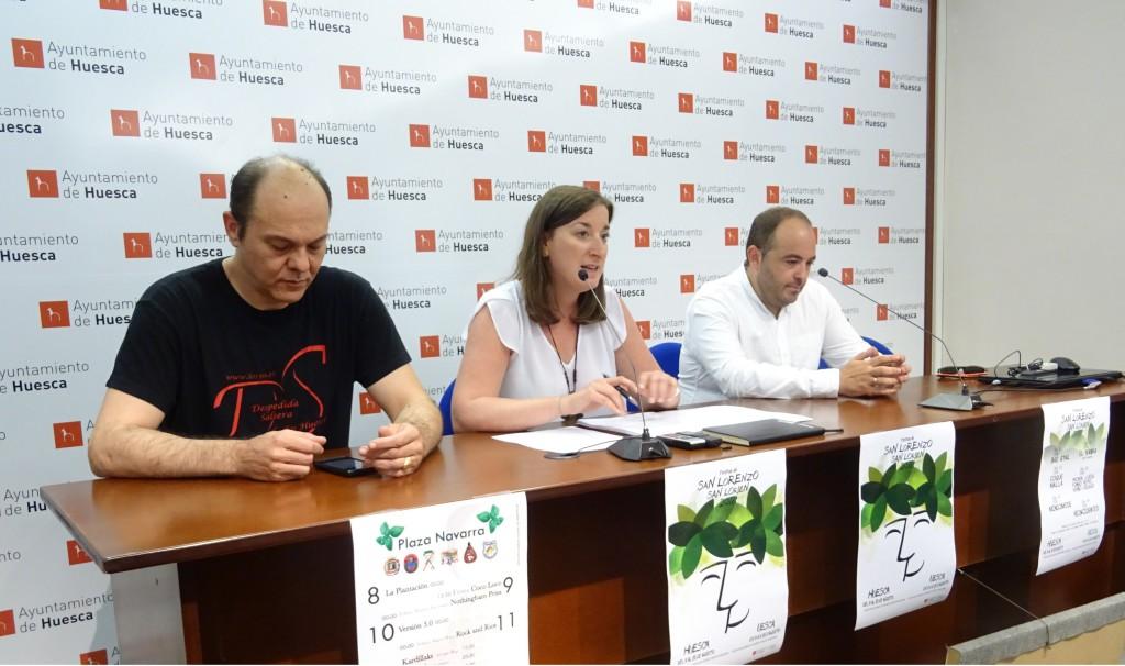 Más de 300 actos en múltiples escenarios y para todo tipo de públicos componen el programa de San Lorenzo