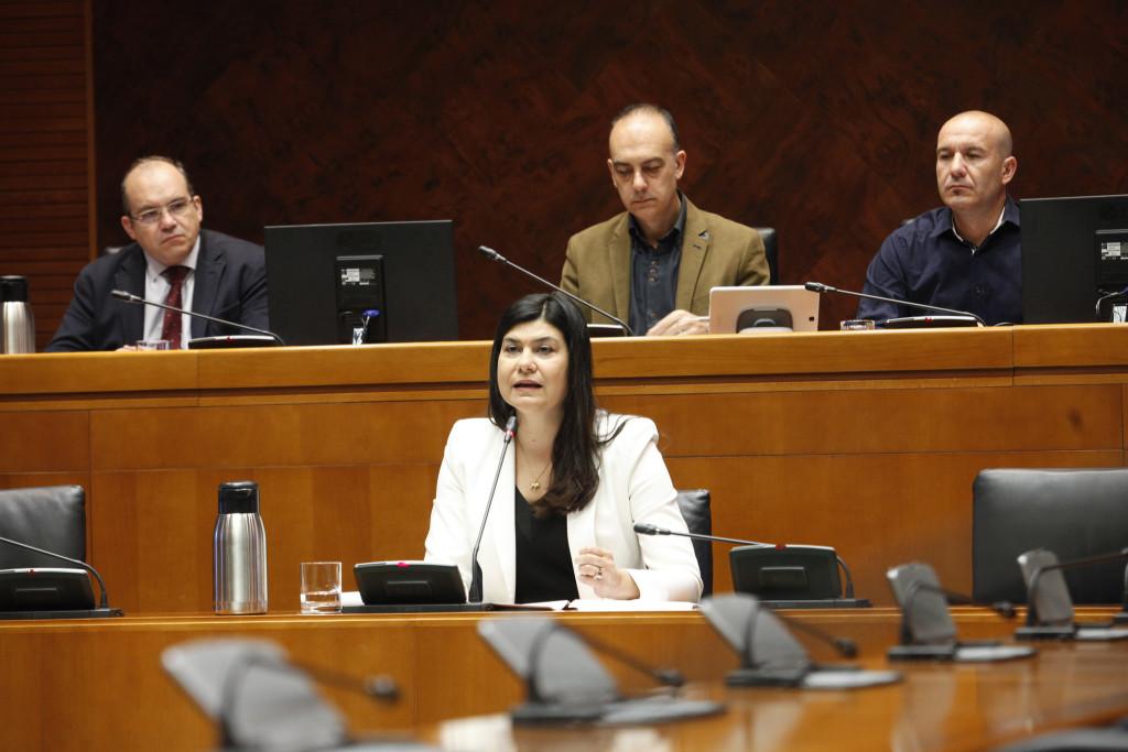 Rechazan las declaraciones de la directora de la CARTV sobre su concepción de cómo se elaboran los informativos de Aragón TV