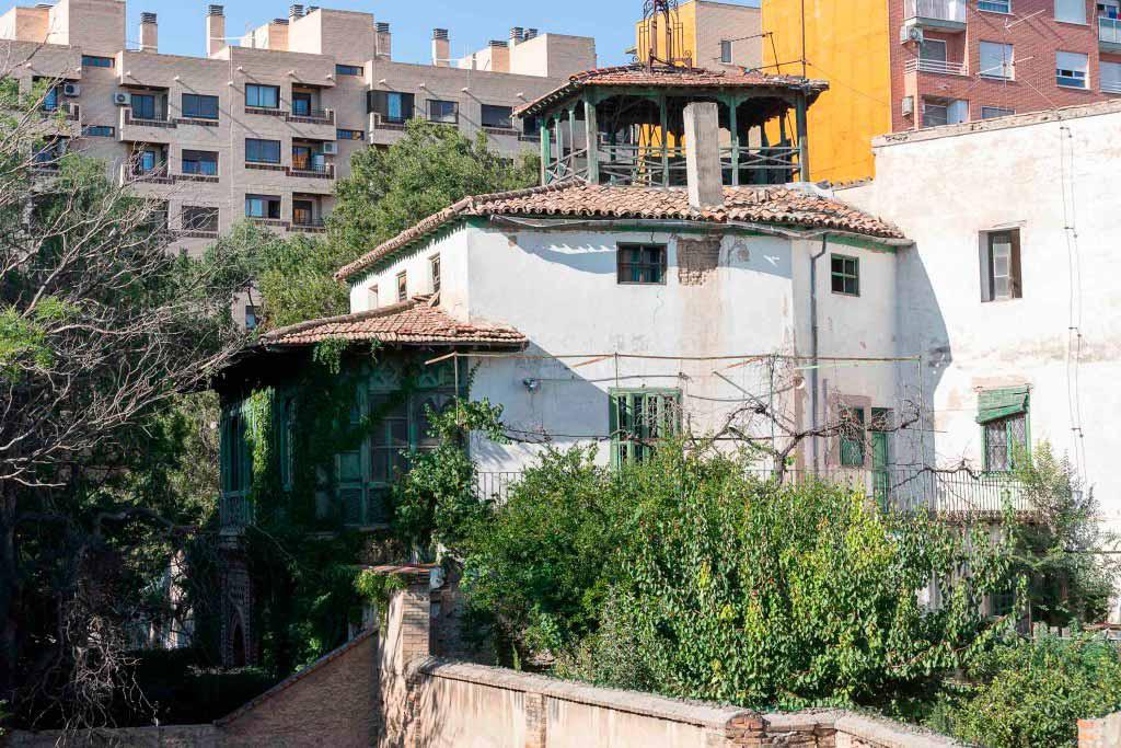 El barrio de Las Fuentes en defensa de su patrimonio histórico: edificios antigua Giesa y Torre Ramona