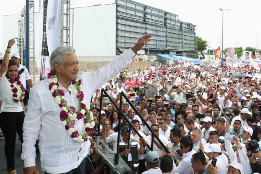 México gira hacia la izquierda