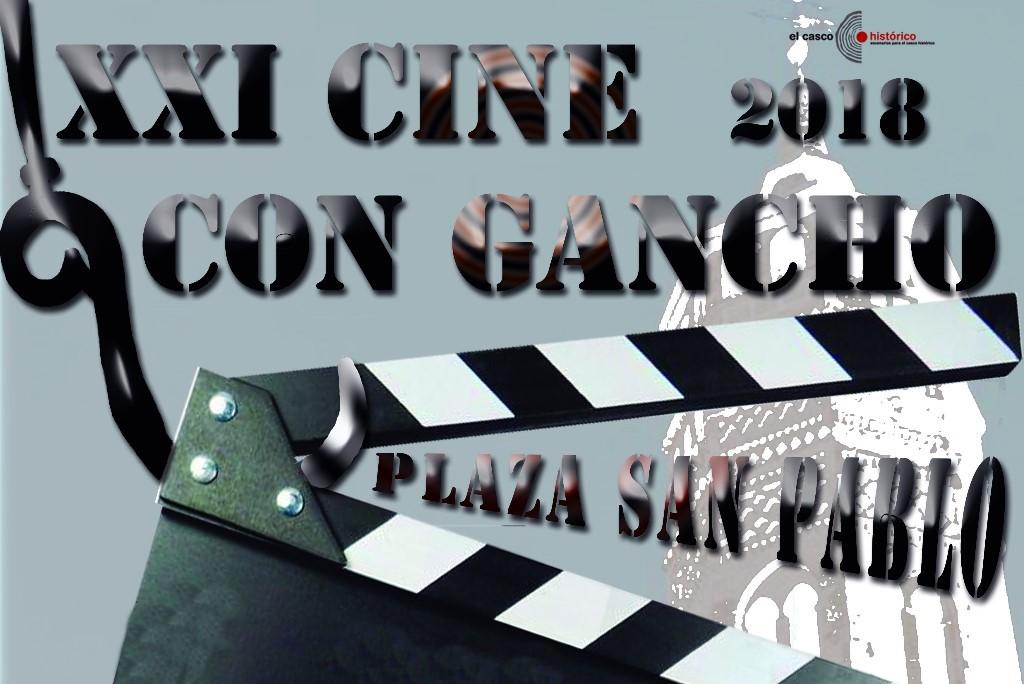 Los viernes de julio llega el Cine con Gancho