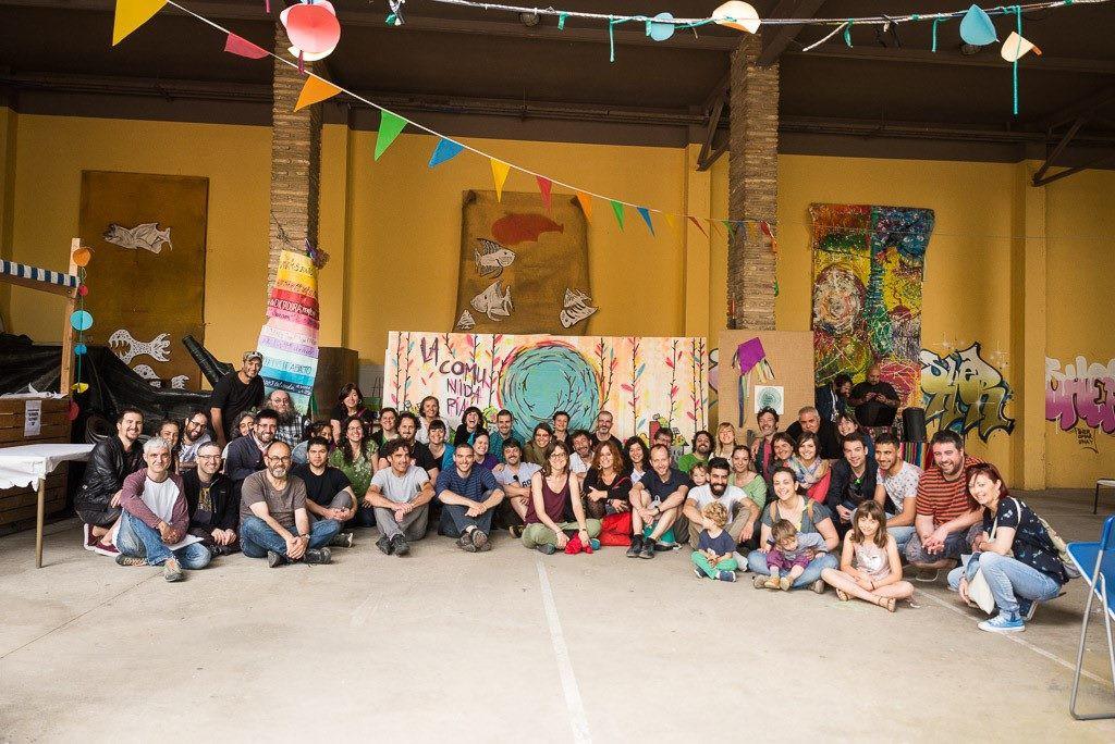 """La Comunidaria: """"Queremos recuperar los conceptos de vecindad, cooperación y convivencia"""""""