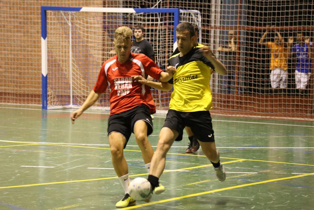 Sabor Kebab Café se lleva en los penaltis la XXXIII Copa Primavera de Fútbol Sala de Mequinensa