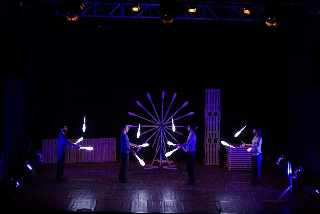 Presentan el II Ciclo de teatro, circo y danza de Teruel: La huella