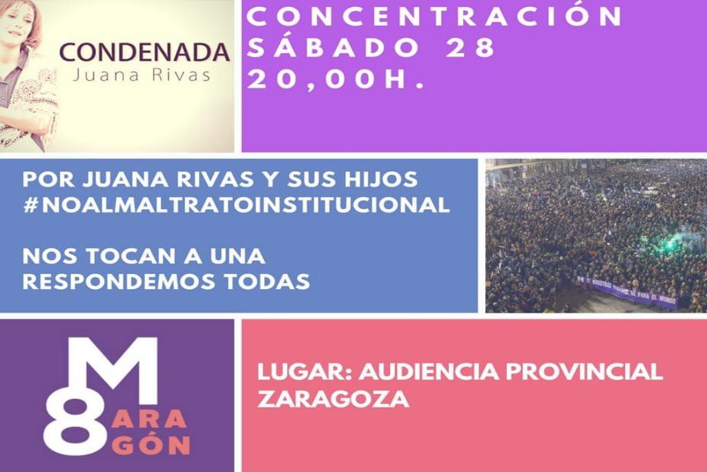 El movimiento feminista expresa su hartazgo hacia la justicia patriarcal en la sentencia contra Juana Rivas