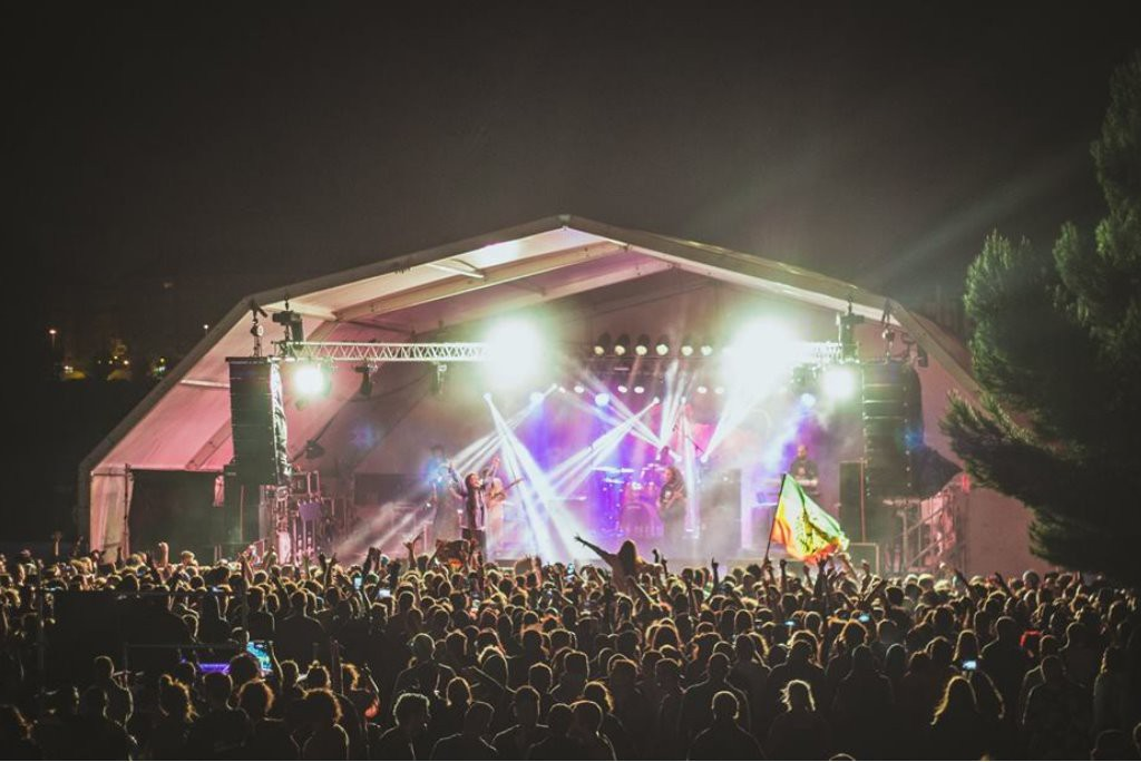 Lagata Festival: tres días de reggae, verano y camping