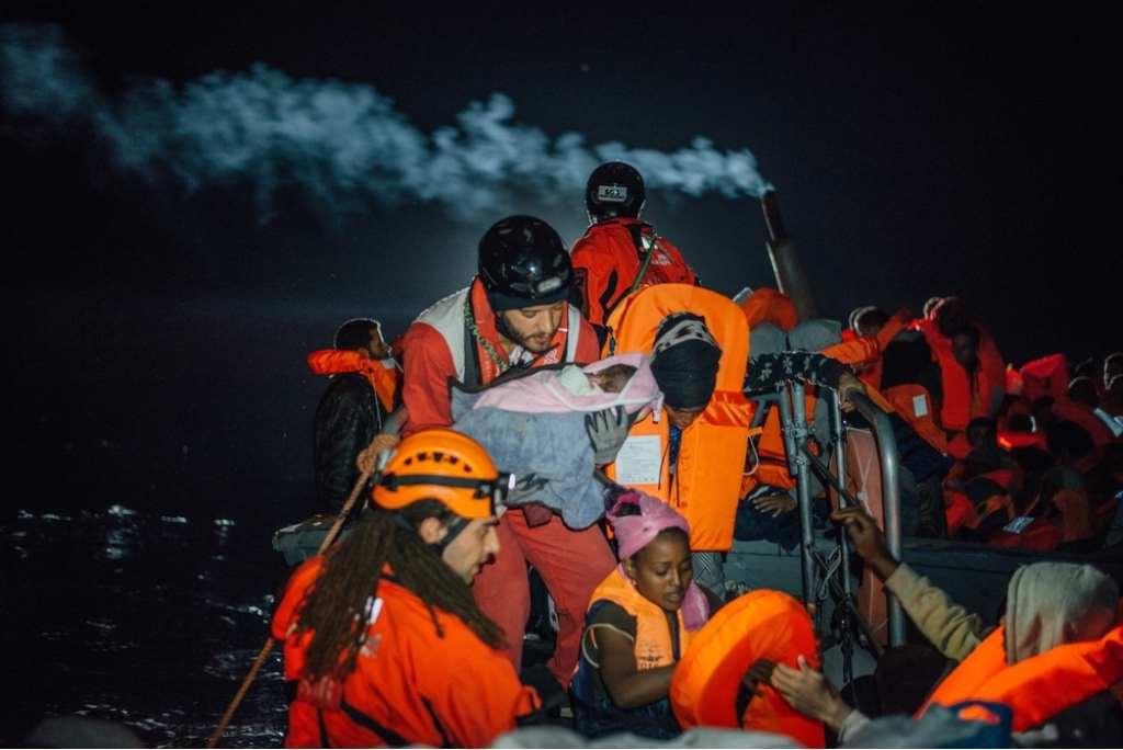 Las cifras de muertos en el Mediterráneo central se disparan