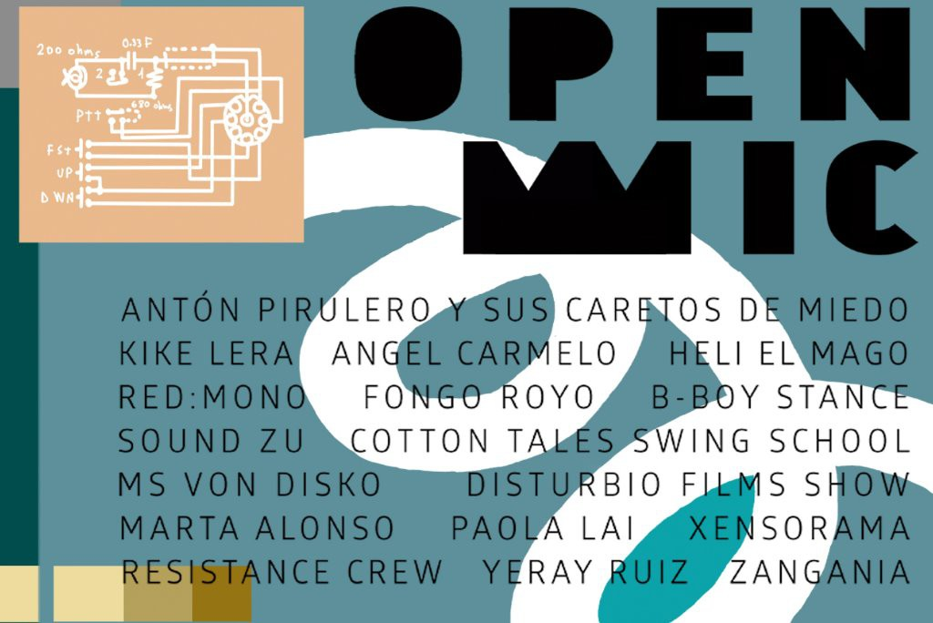 OpenMIC Huesca vuelve por tercer año consecutivo para dar visibilidad a la escena alternativa