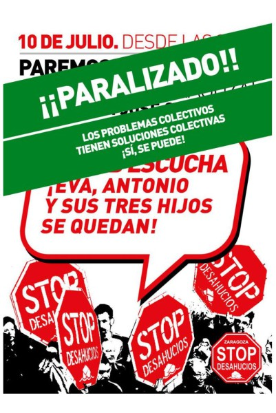Foto: Stop Desahucios