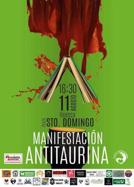 20180811 Antitaurina Huesca