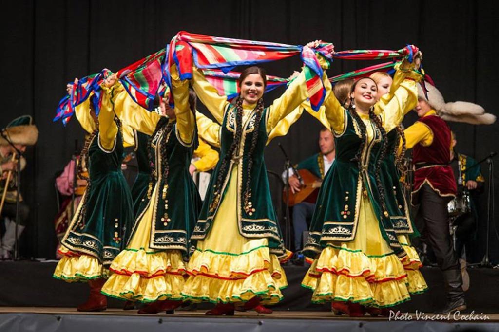 El Encuentro Internacional de Folklore llenará Zaragoza de música y color
