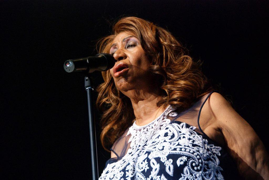 Aretha Franklin, la 'Reina del Soul', muere a los 76 años