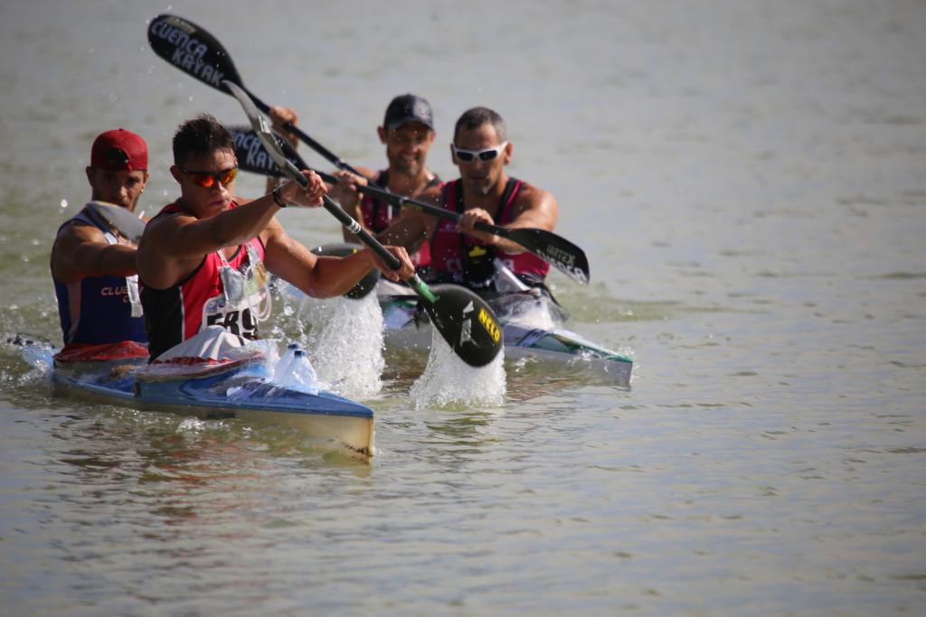 Raimon Gastaldo vuelve a ganar el Descenso Internacional del Cinca en Piraguas acompañado de Iván Ribera