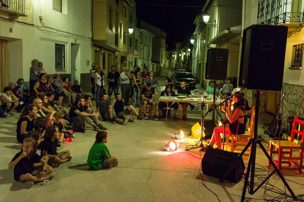 Vuelven las fiestas alternativas en La Puebla de Íxar/Puebla de Híjar