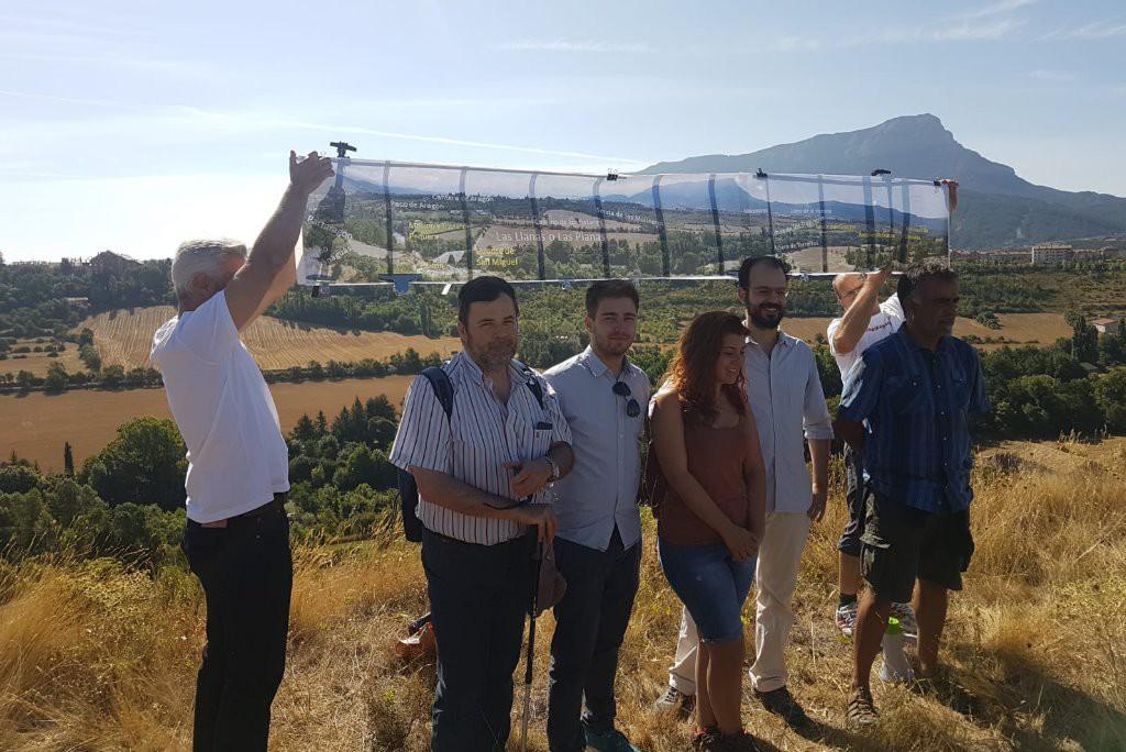 Jaca Sin Perder el Norte presenta un ciclo de exposiciones fotográficas bajo el lema 'Emociónate con el valle del Aragón'