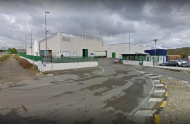 Fallece un vecino de Zaragoza tras sufrir un accidente laboral en la Papelera del Ebro en Viana