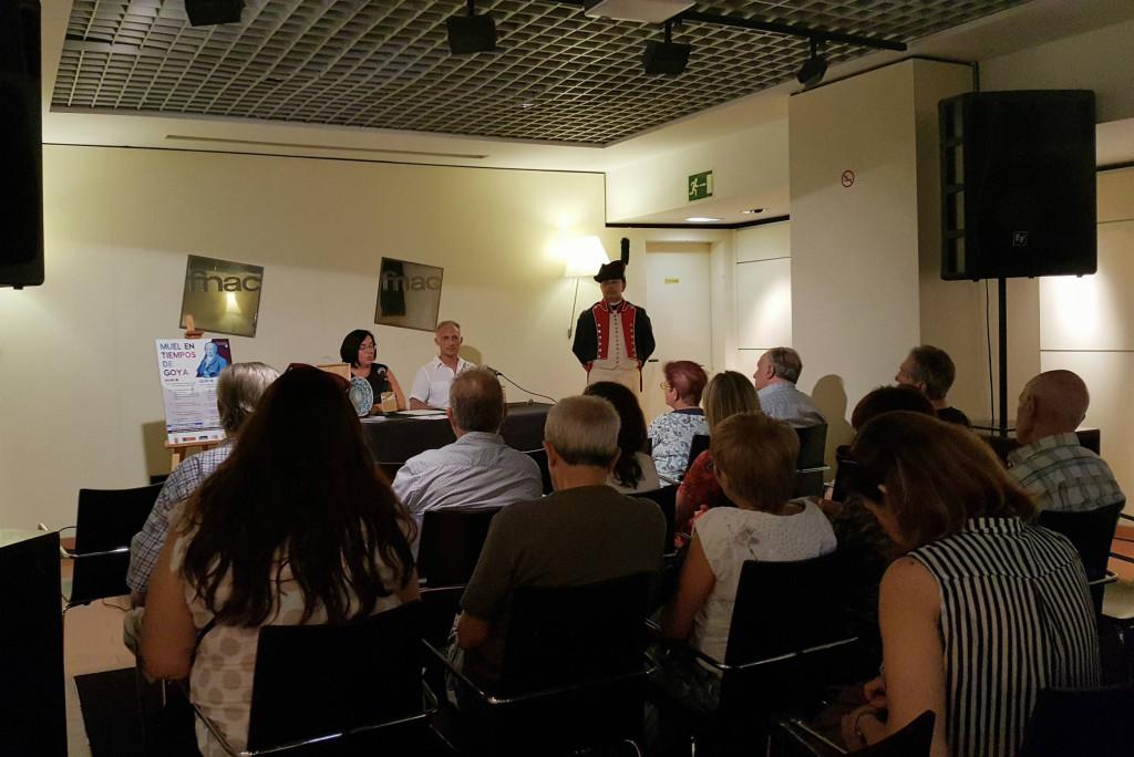 Inscripciones abiertas para las jornadas turísticas 'Muel en tiempos de Goya', que se celebrarán el 1 y 2 de septiembre