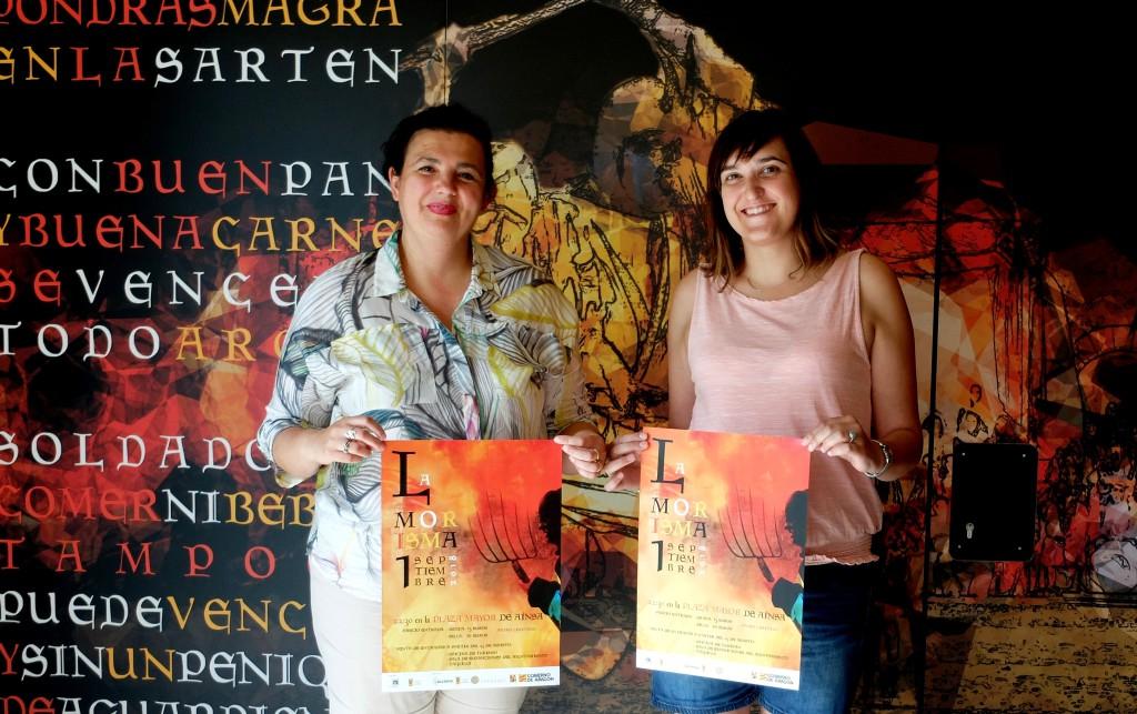 'La Morisma', Fiesta de Interés Turístico de Aragón, ya tiene cartel