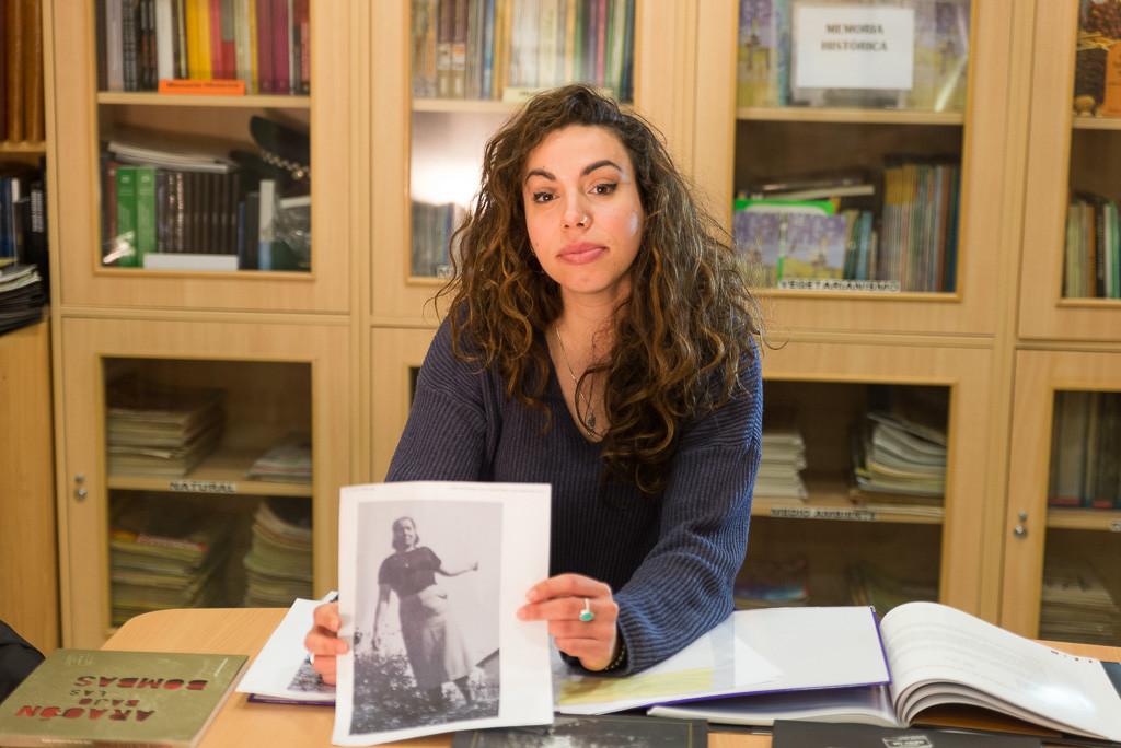 Raquel Marot: «La memoria es algo que nos define. Como persona y a nivel colectivo»