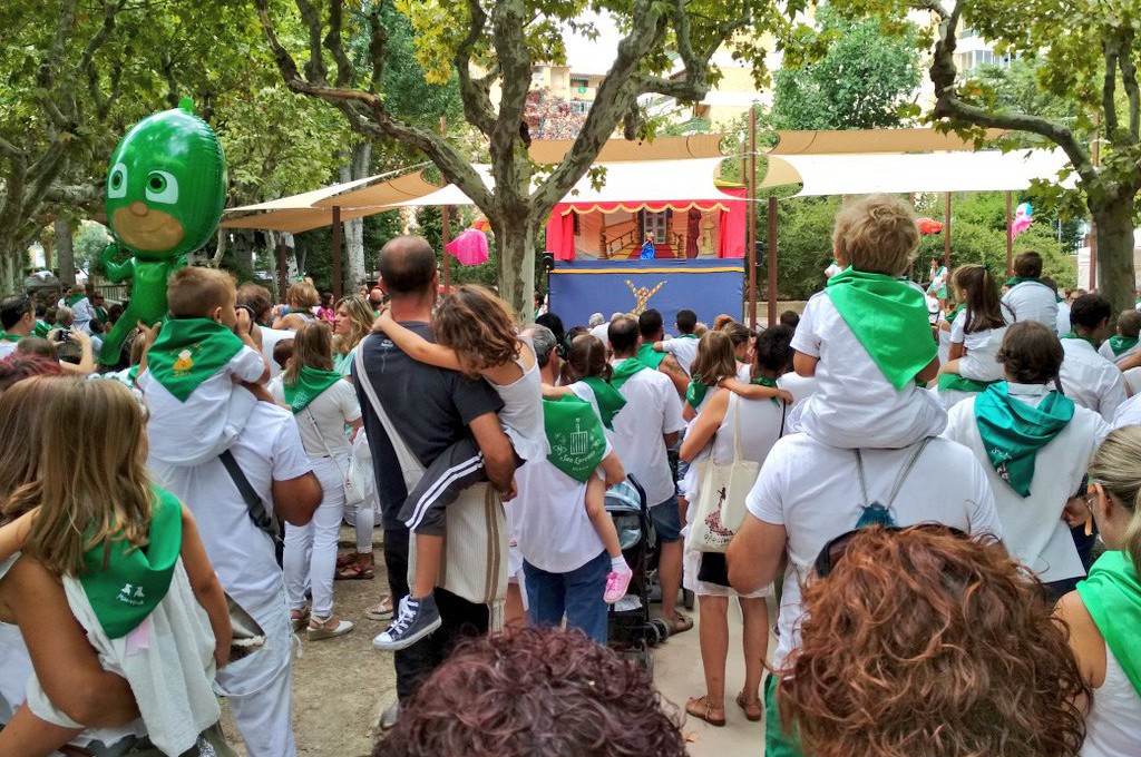 """CHA considera que se debe empezar a diseñar """"desde ya y de forma participativa"""" el San Lorién 2019"""