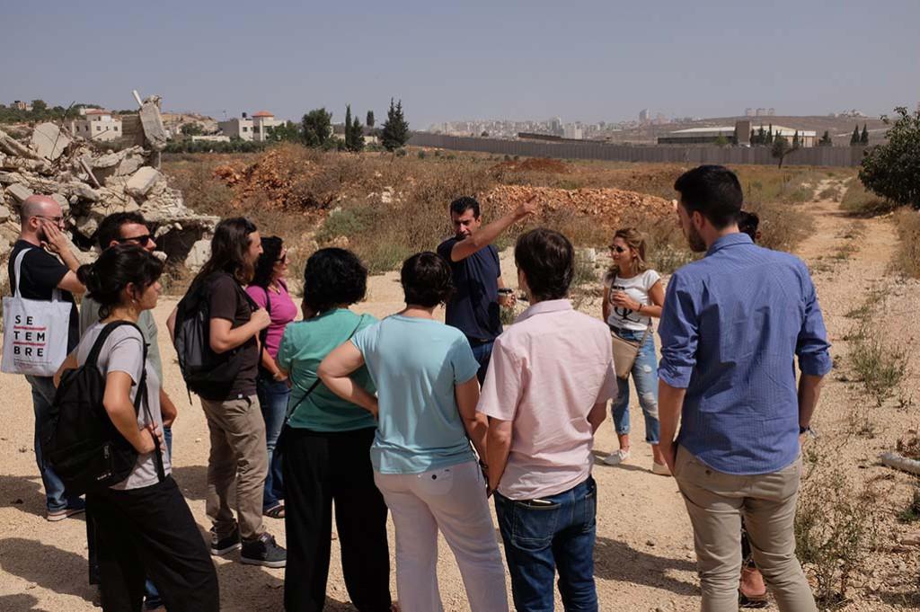 Híjar exige al Gobierno español que cese las políticas de complicidad con Israel