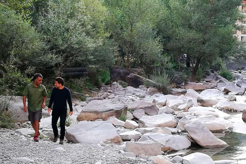 Escartín exige al Gobierno de Aragón que invierta en la vida y el cuidado de Ordesa y Monte Perdido